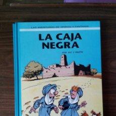 Fumetti: LAS AVENTURAS DE SPIROU Y FANTASIO Nº 44. LA CAJA NEGRA - NIC / CAUVIN. Lote 248490820