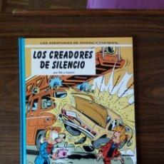 Fumetti: LAS AVENTURAS DE SPIROU Y FANTASIO Nº 45. LOS CREADORES DEL SILENCIO - NIC / CAUVIN. Lote 248490970