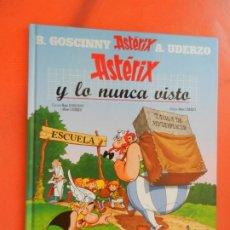 Comics: ASTERIX Y LO NUNCA VISTO -2003 - GOSCINNY / UDERZO- SALVAT -PASTA DURA. Lote 248703585
