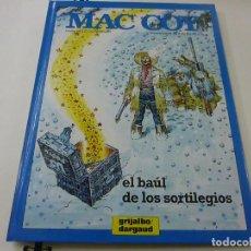 Fumetti: MAC COY 18: EL BAÚL DE LOS SORTILEGIOS, 1994, GRIJALBO,- N 4. Lote 248784865
