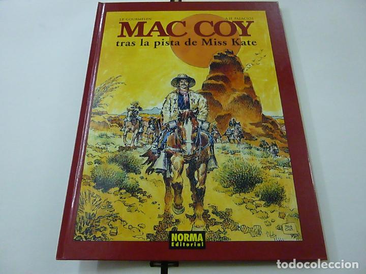 MAC COY Nº 21, TRAS LA PISTA DE MISS KATE - N 4 (Tebeos y Comics - Grijalbo - Mac Coy)
