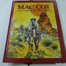 Cómics: MAC COY Nº 21, TRAS LA PISTA DE MISS KATE - N 4. Lote 248786095