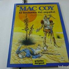 Cómics: MAC COY EL FANTASMA DEL ESPAÑOL - GOURMELEN/PALACIOS -N 4. Lote 248788580