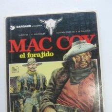 Fumetti: MAC COY Nº 12 EL FORAJIDO 1985 (GRIJALBO / DARGAUD ) HERNADEZ PALACIOS. Lote 249102550