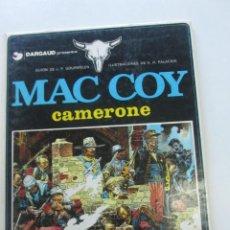 Fumetti: MAC COY Nº 11 CAMERONE (GRIJALBO / DARGAUD ) HERNADEZ PALACIOS 1984. Lote 249102740