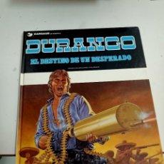 Cómics: X DURANGO 6. EL DESTINO DE UN DESPERADO, DE IVES SWOLFS (GRIJALBO). Lote 249144320