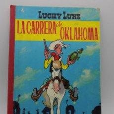 Cómics: LUCKY LUKE- LA CARRERA DE OKLAHOMA. Lote 249191905