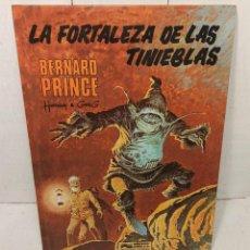 "Cómics: COMIC BERNARD PRINCE Nº11 ""LA FORTALEZA DE LAS TINIEBLAS"" DE HERMANN Y GREG (1992). Lote 250135600"