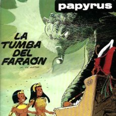 Cómics: PAPYRUS Nº 4, LA TUMBA DEL FARAON. Lote 251060210