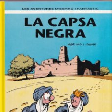 Fumetti: ESPIRU I FANTASTIC 44 - LA CAPSA NEGRA - NIC I CAUVIN - ED. JUNIOR 1996. Lote 251154190