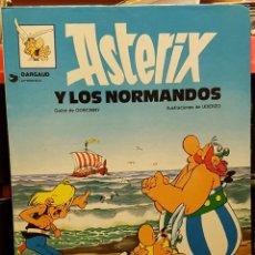 Cómics: ASTERIX Y LOS NORMANDOS. Lote 251261215