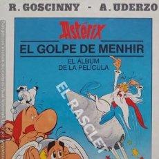 Cómics: ASTERIX - EL GOLPE DE MENHIR - EL ALBUN DE LA PELICULA. Lote 251391300