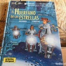 Comics: VALERIAN Nº 17 EL HUERFANO DE LAS ESTRELLAS GRIJALBO DARGAUD. Lote 251506230