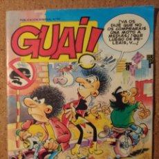 Cómics: COMIC DE GUAI! DEL AÑO 1988 Nº 90. Lote 251563365