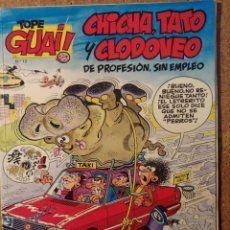 Cómics: COMIC DE TOPE GUAI! EN EL ARCA DE NOE II DEL AÑO 1987 Nº 12. Lote 251564410