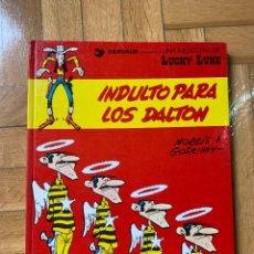 Cómics: LUCKY LUKE 13: INDULTO PARA LOS DALTON. Lote 251983930