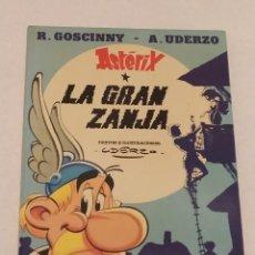 Cómics: AXTERIX LA GRAN ZANJA Nº 25 DARGAUD JUNIOR. AÑO 1980. Lote 252202240