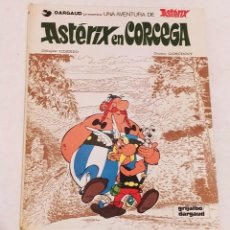 Cómics: AXTERIX EN CORCEGA Nº 20 DARGAUD JUNIOR. AÑO 1980. Lote 252203730