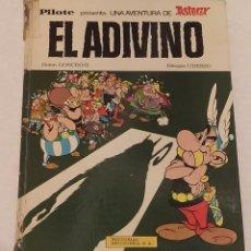 Cómics: AXTERIX EL ADIVINO Nº 19 PILOTE BRUGUERA. AÑO 1973. Lote 252208025