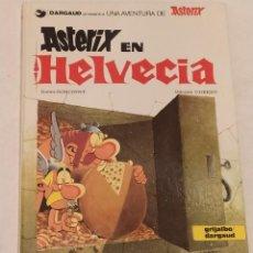 Cómics: AXTERIX EN HELVECIA Nº 16 DARGAUD GRIJALBO. AÑO 1982. Lote 252209215