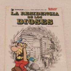 Cómics: AXTERIX LA RESIDENCIA DE LOS DIOSES Nº 17 DARGAUD GRIJALBO. AÑO 1982. Lote 252210015