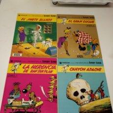 Comics: LOTE LUCKY LUKE GRIJALBO. Lote 252555670
