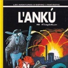 Fumetti: ANKÚ - FOURNIER - LES AVENTURES DE ESPIRU I FANTÁSTIC 39 - ED, JUNIOR 1995. Lote 252764960