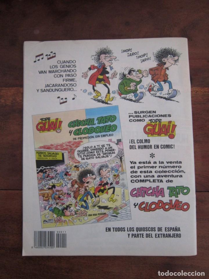 Cómics: LOTE DE 48 CÓMICS GUAI! IBAÑEZ. JUNIOR GRIJALBO-EDICIONES B. EXCELENTE ESTADO TEBENI - Foto 11 - 41841808
