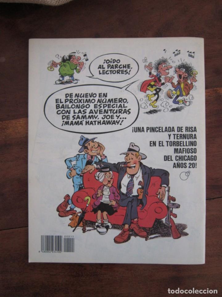 Cómics: LOTE DE 48 CÓMICS GUAI! IBAÑEZ. JUNIOR GRIJALBO-EDICIONES B. EXCELENTE ESTADO TEBENI - Foto 15 - 41841808