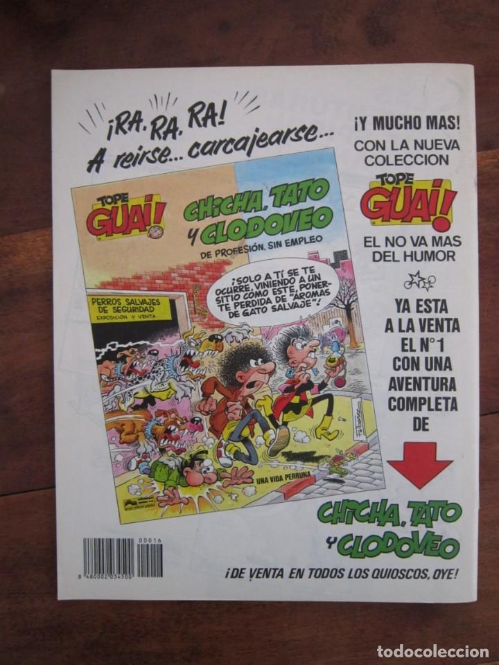 Cómics: LOTE DE 48 CÓMICS GUAI! IBAÑEZ. JUNIOR GRIJALBO-EDICIONES B. EXCELENTE ESTADO TEBENI - Foto 17 - 41841808