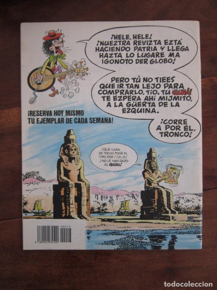 Cómics: LOTE DE 48 CÓMICS GUAI! IBAÑEZ. JUNIOR GRIJALBO-EDICIONES B. EXCELENTE ESTADO TEBENI - Foto 19 - 41841808