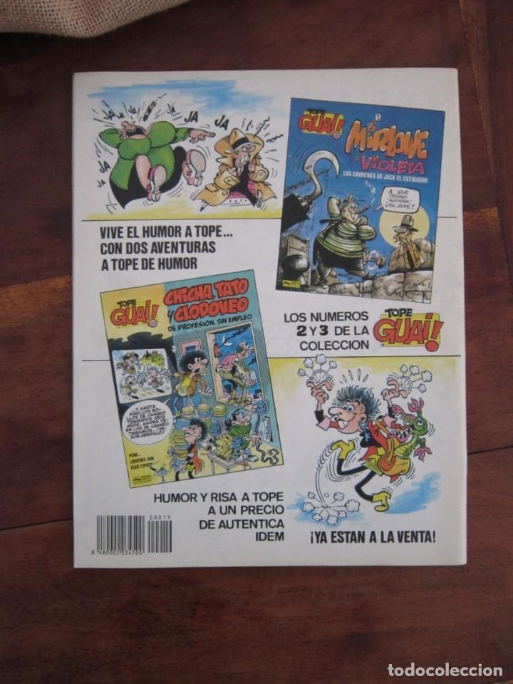 Cómics: LOTE DE 48 CÓMICS GUAI! IBAÑEZ. JUNIOR GRIJALBO-EDICIONES B. EXCELENTE ESTADO TEBENI - Foto 23 - 41841808