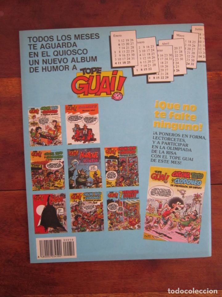 Cómics: LOTE DE 48 CÓMICS GUAI! IBAÑEZ. JUNIOR GRIJALBO-EDICIONES B. EXCELENTE ESTADO TEBENI - Foto 47 - 41841808