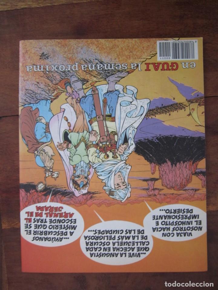 Cómics: LOTE DE 48 CÓMICS GUAI! IBAÑEZ. JUNIOR GRIJALBO-EDICIONES B. EXCELENTE ESTADO TEBENI - Foto 49 - 41841808