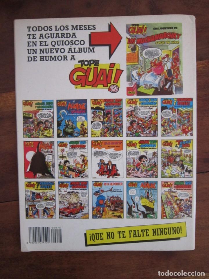 Cómics: LOTE DE 48 CÓMICS GUAI! IBAÑEZ. JUNIOR GRIJALBO-EDICIONES B. EXCELENTE ESTADO TEBENI - Foto 61 - 41841808