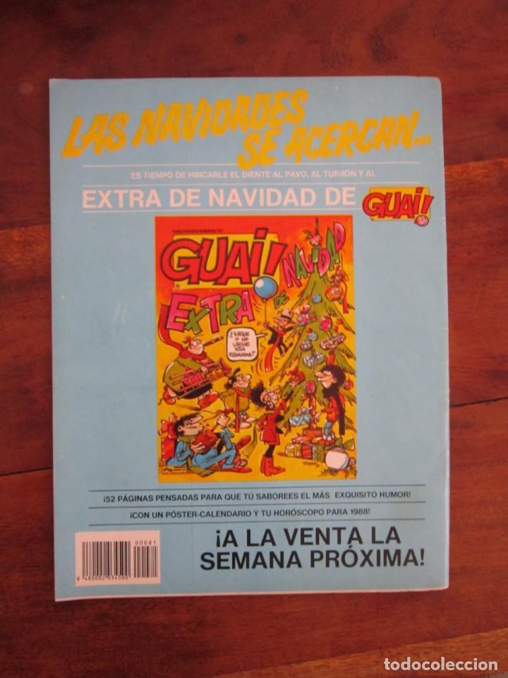 Cómics: LOTE DE 48 CÓMICS GUAI! IBAÑEZ. JUNIOR GRIJALBO-EDICIONES B. EXCELENTE ESTADO TEBENI - Foto 63 - 41841808