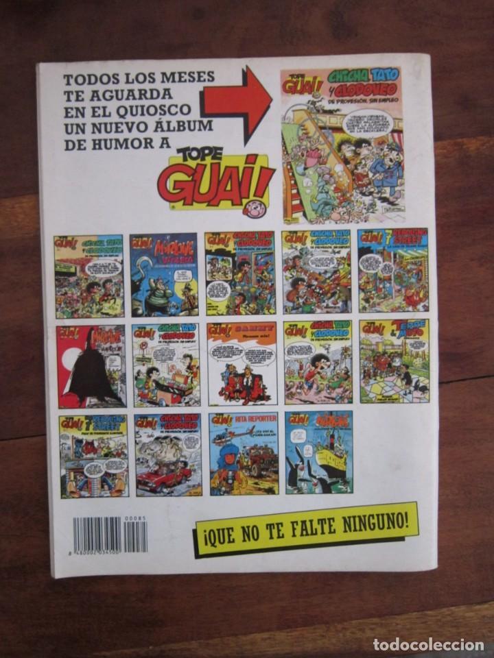 Cómics: LOTE DE 48 CÓMICS GUAI! IBAÑEZ. JUNIOR GRIJALBO-EDICIONES B. EXCELENTE ESTADO TEBENI - Foto 65 - 41841808
