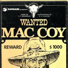 Cómics: MAC COY Nº 05 :WANTED MAC COY. Lote 253180115