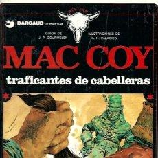 Cómics: MAC COY Nº 07 : TRAFICANTES DE CABELLERAS. Lote 253180405