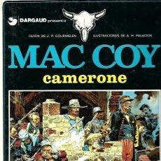 Cómics: MAC COY Nº 11 : CAMERONE. Lote 253180735