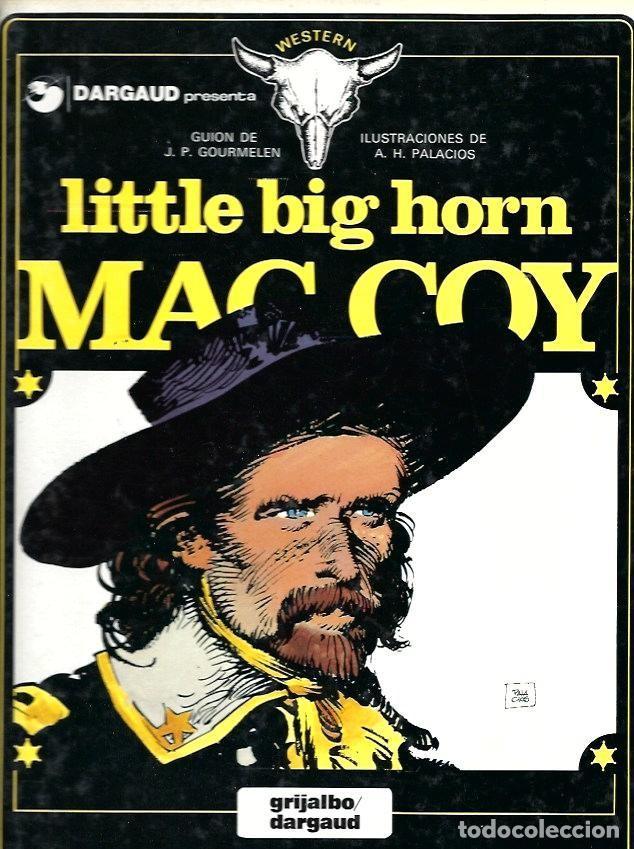 MAC COY Nº 08 LITTLE BIG HORN MAC COY (Tebeos y Comics - Grijalbo - Mac Coy)
