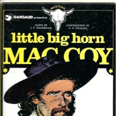 Cómics: MAC COY Nº 08 LITTLE BIG HORN MAC COY. Lote 253180775