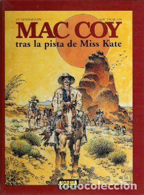 MAC COY Nº 21 TRAS LA PISTA DE MISS KATE (Tebeos y Comics - Grijalbo - Mac Coy)