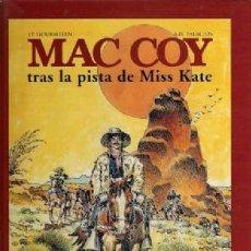 Cómics: MAC COY Nº 21 TRAS LA PISTA DE MISS KATE. Lote 253181185