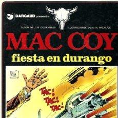 Cómics: MAC COY Nº 10 : FIESTA EN DURANGO. Lote 253181685