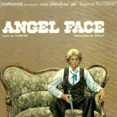 Cómics: EL TENIENTE BLUEBERRY Nº 11 ANGEL FACE. Lote 253185455