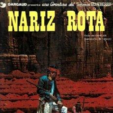 Cómics: EL TENIENTE BLUEBERRY Nº 15 NARIZ ROTA. Lote 253185590