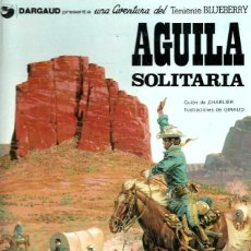 Cómics: EL TENIENTE BLUEBERRY Nº 18 AGUILA SOLITARIA. Lote 253185765