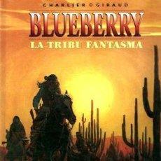 Cómics: EL TENIENTE BLUEBERRY Nº 21 LA TRIBU FANTASMA. Lote 253186975