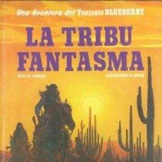 Cómics: EL TENIENTE BLUEBERRY Nº 21 LA TRIBU FANTASMA (PAGINA 45 ROTA ESQUINA INFERIOR ). Lote 253187420